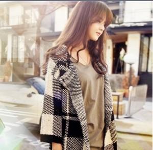 秋冬新款女装针织毛衣